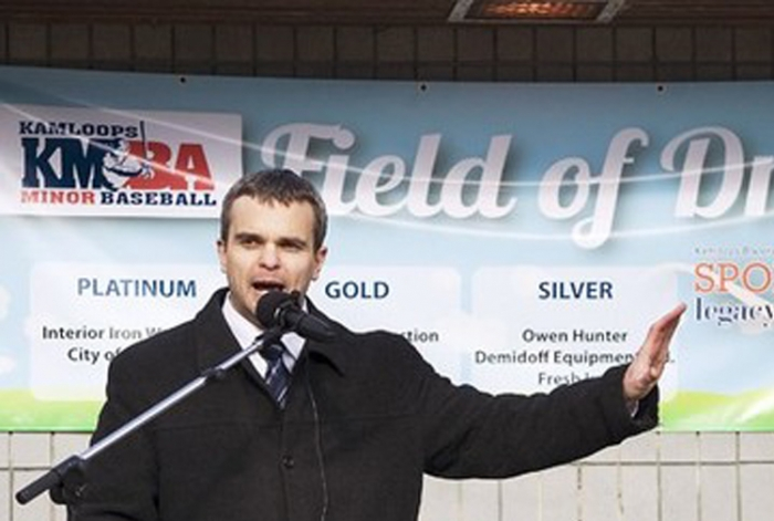 Platinum Sponsor for Field of Dreams